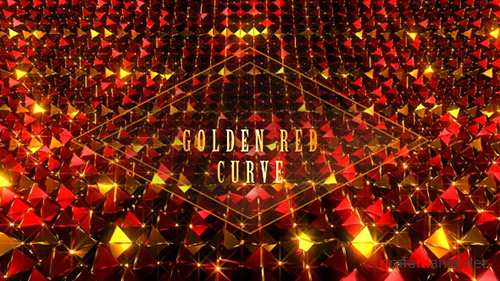 Golden Red Curve 21410690