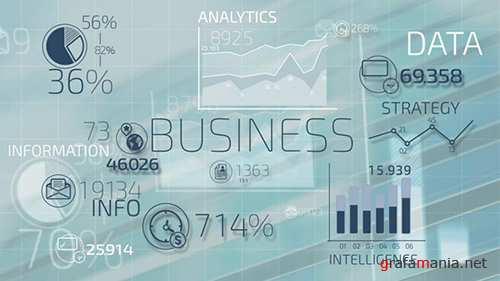 Business infographics 13301045