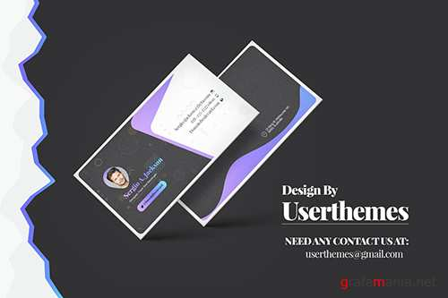 PSD Creative Business Card Template