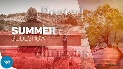 Summer Slideshow 12352907 (Videohive)