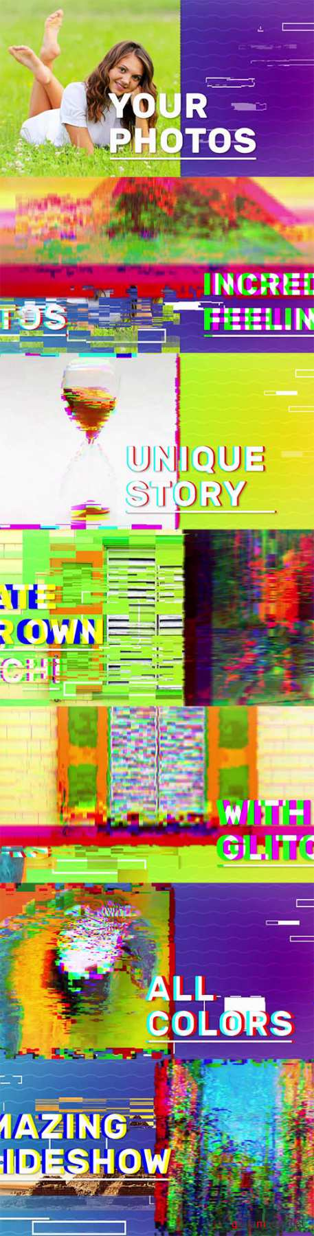 MA - Glitch Slideshow 97881