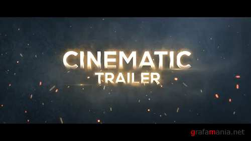 MA - Cinematic Trailer 97306