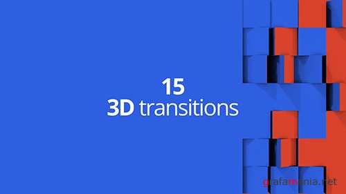 MA - 3D Transitions 109530