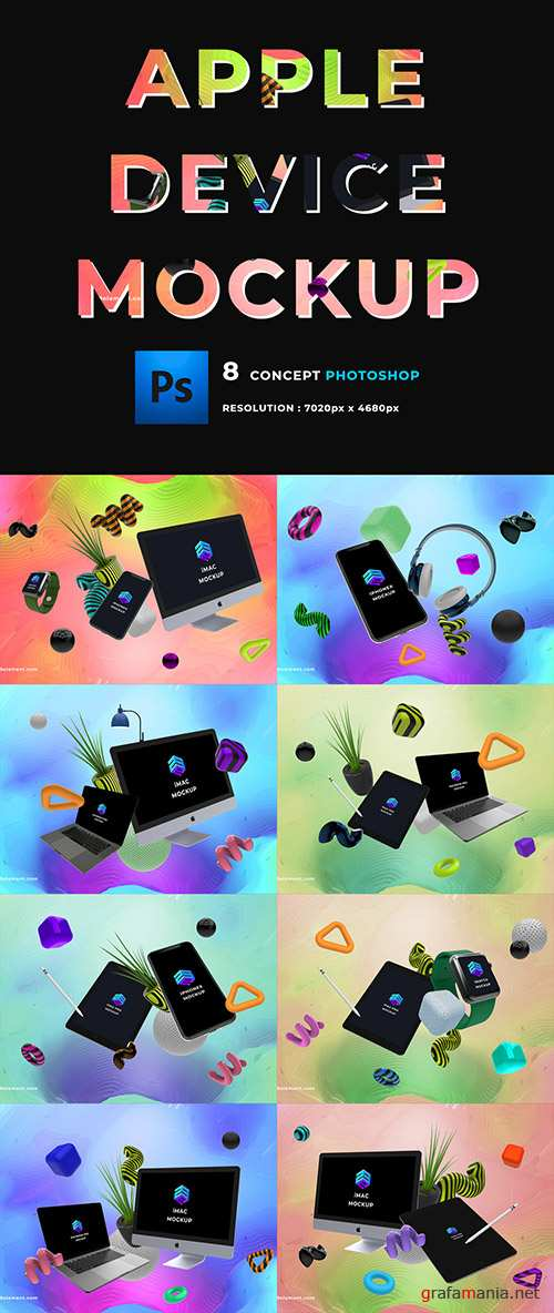 8 Concept Apple Devices v.2