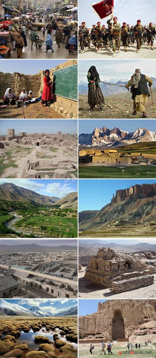 Country of Asia  Afghanistan
