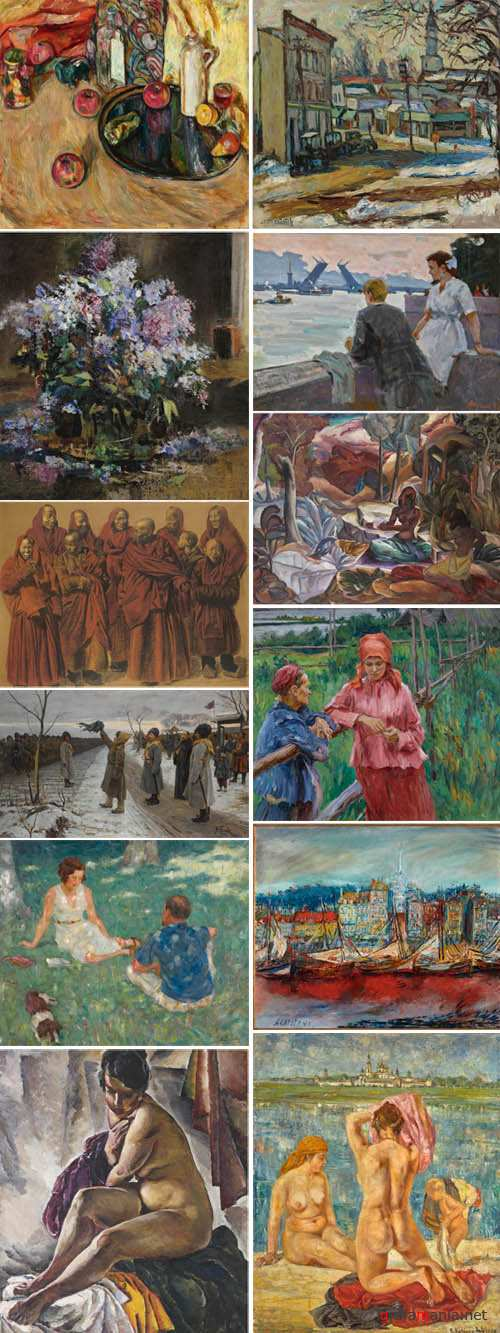 "Collection ""Sotheby`s"" - Russian Art p.1"