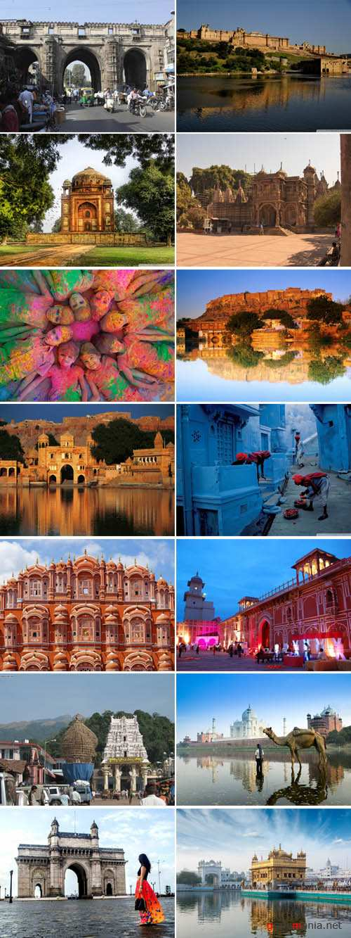 Countrys of Asia - India