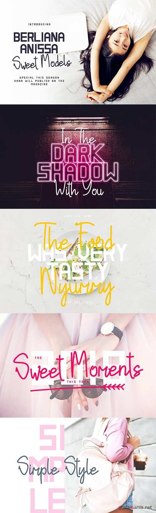 CreativeMarket - Snowman The Woppie - Font Duo 2968146