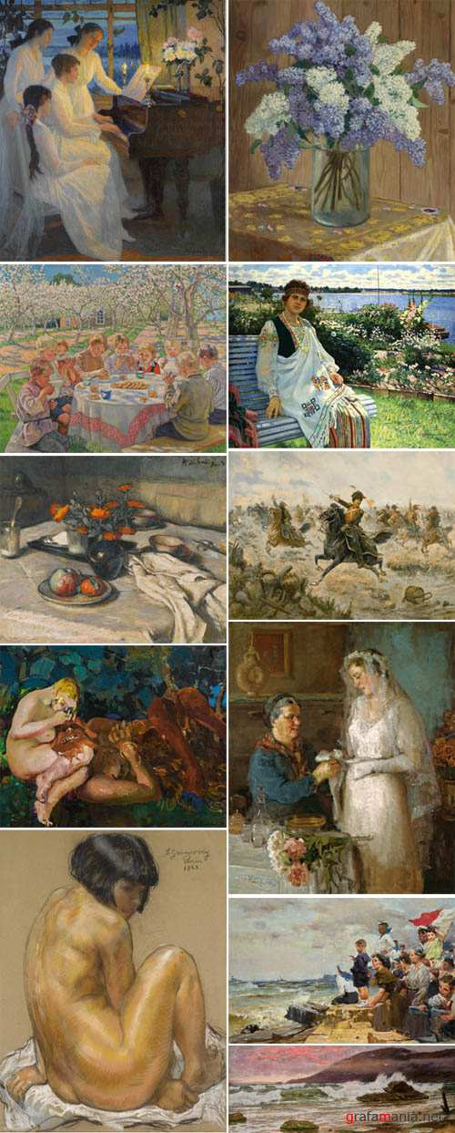 "Collection ""Sotheby`s"" - Russian Art p.4"