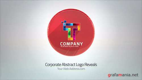 MA - Corporate Abstract Logo Reveals 144768