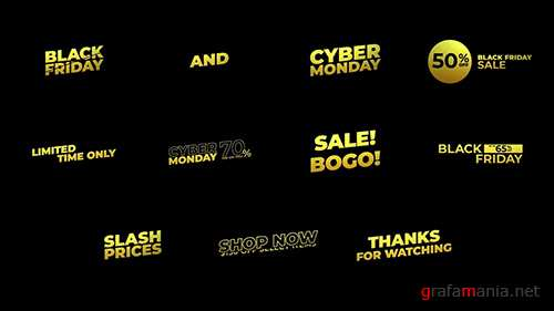 MA - Black Friday & Cyber Monday 141195
