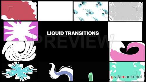 MA - Mister Flash Liquid Transitions Pack 137075