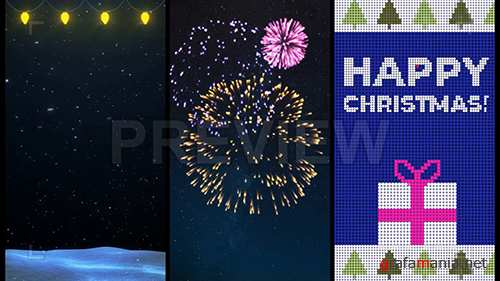 MA - Holiday Animated Backgrounds 144374