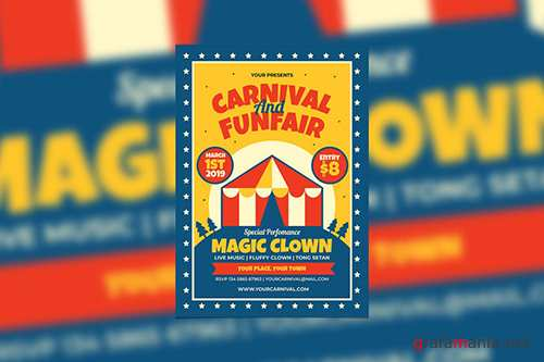 PSD Carnival And Funfair Party