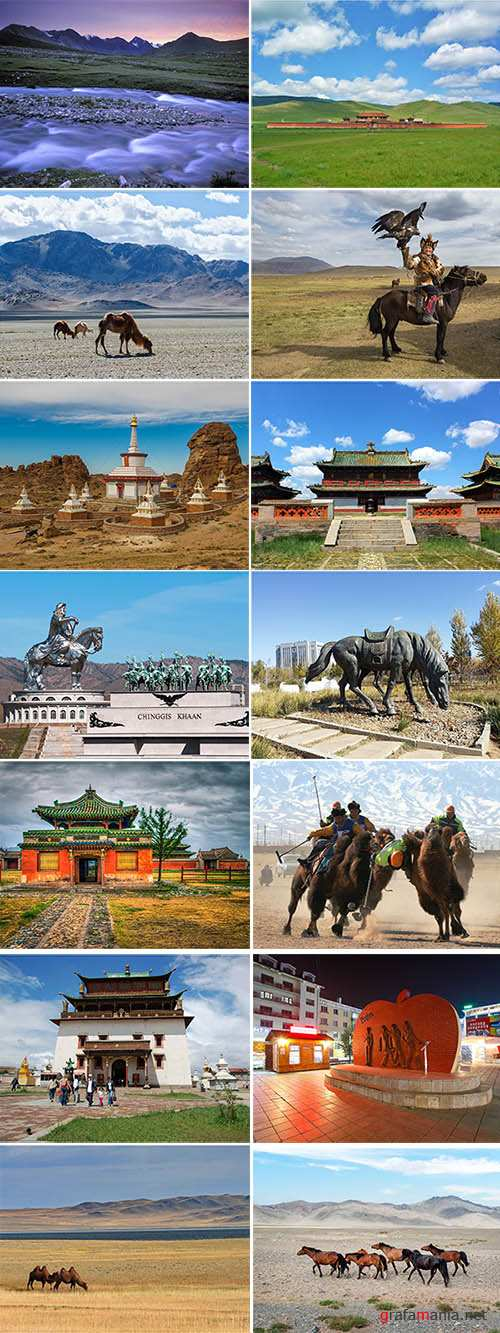 Asian Сountries – Mongolia