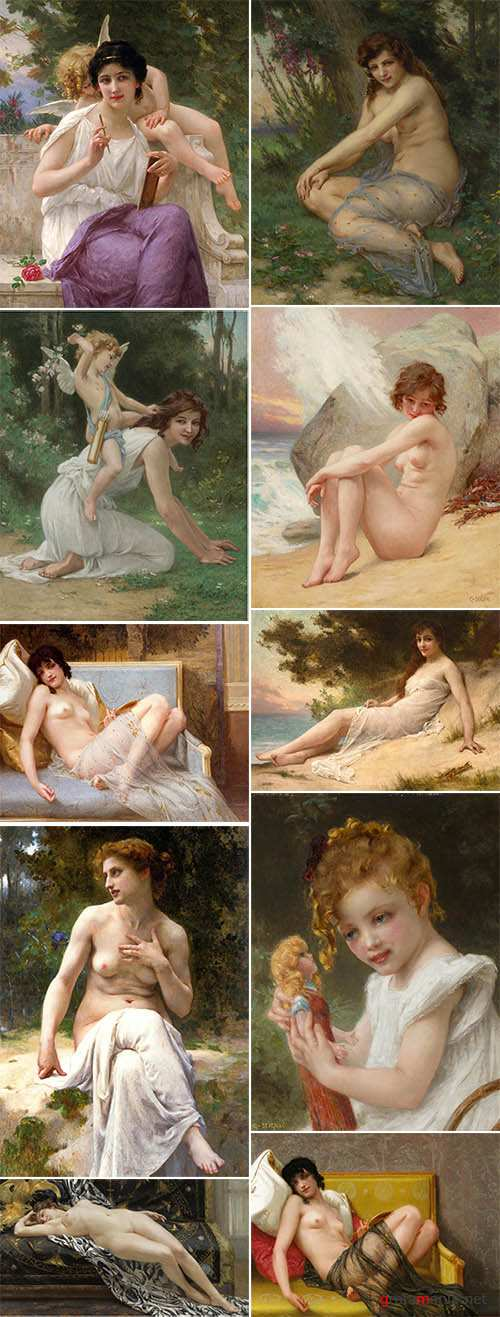 Artworks by Guillaume Seignac