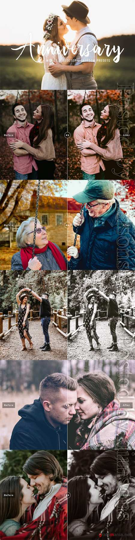 Anniversary Lightroom Presets 3632570