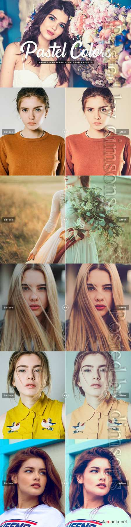 Pastel Colors Lightroom Presets 3631722