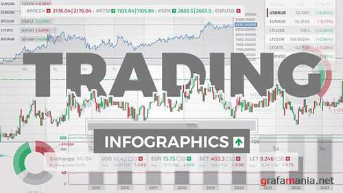 Trading Infographics - Project for After Effects (Videohive)