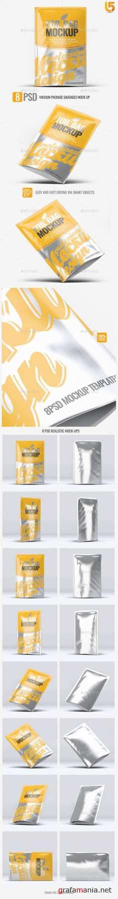 Foil Bag Mock-Up 23611433