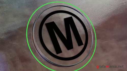 MA - Circle Mechanical Logo Reveal 222480