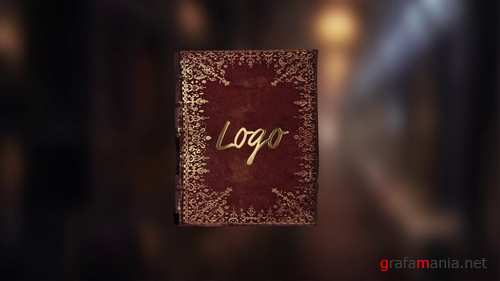 MA - Old Book Logo Reveal 226744