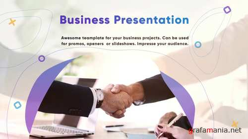 MA - Business Slideshow 228134