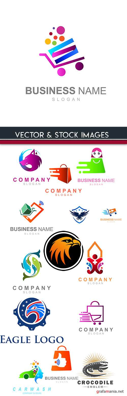Creative logos corporate business company design 22