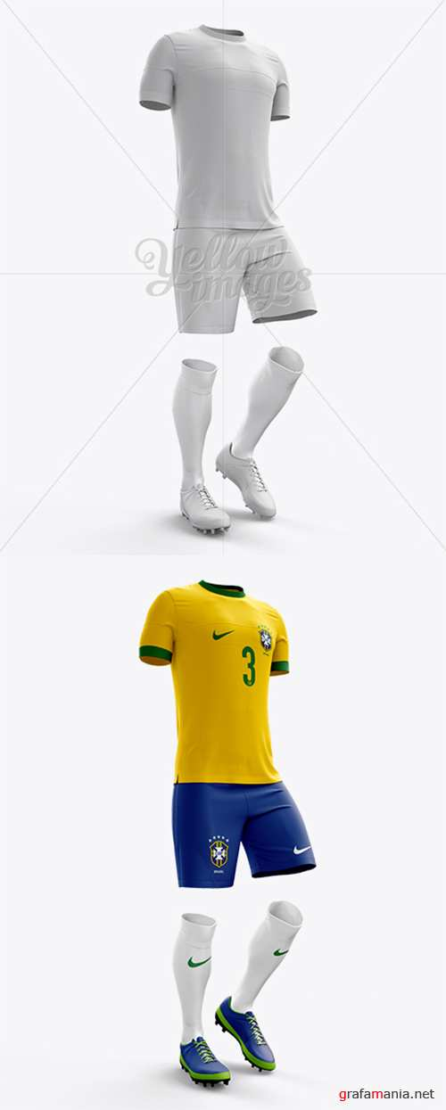Full Soccer Kit Halfside View 10442 TIF