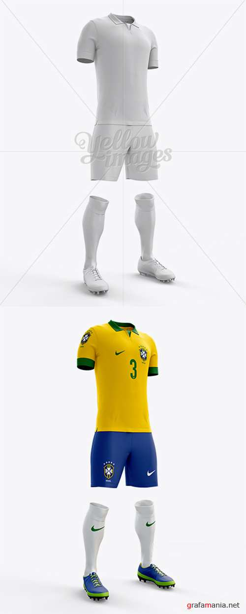 Full Soccer Kit Halfside View 10441 TIF