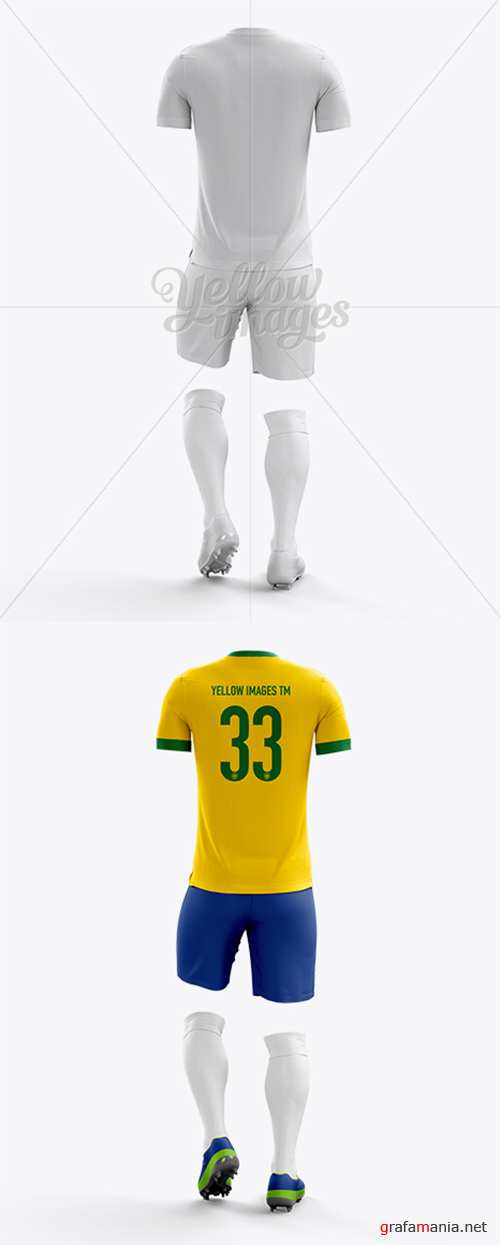 Full Soccer Kit Back View 10440 TIF