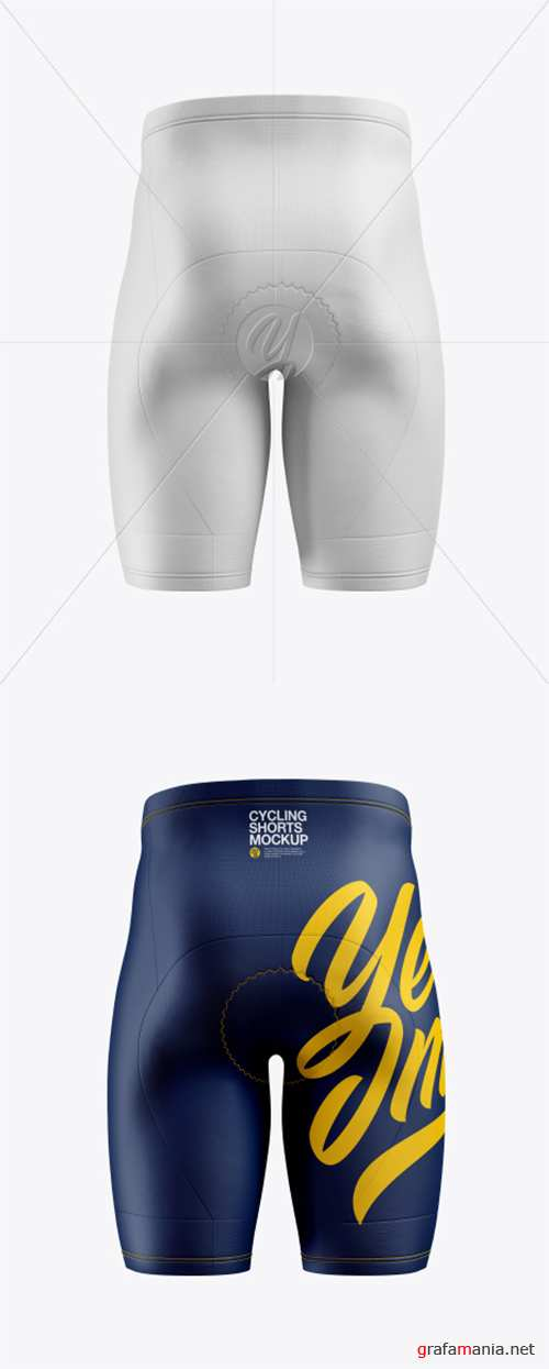 Cycling Shorts Mockup 36784 TIF