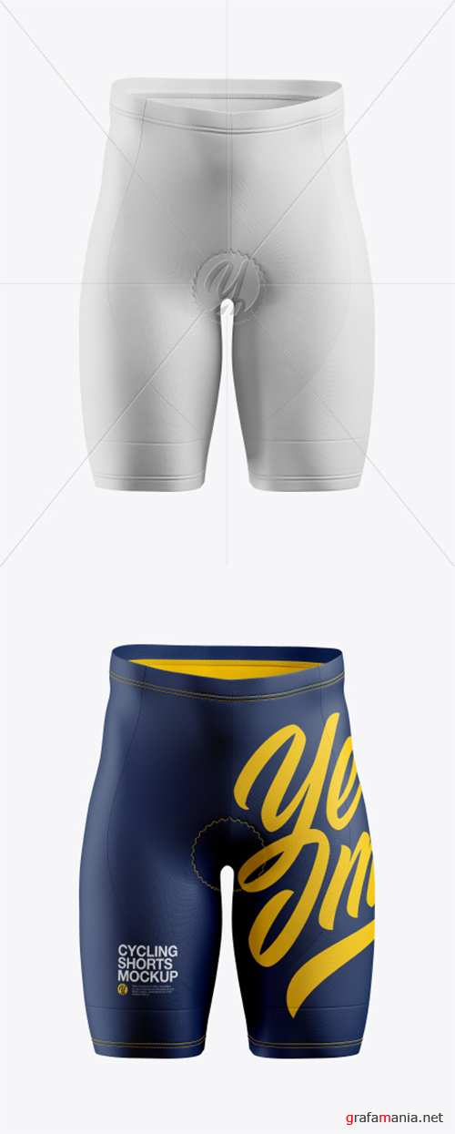 Cycling Shorts Mockup 36782 TIF