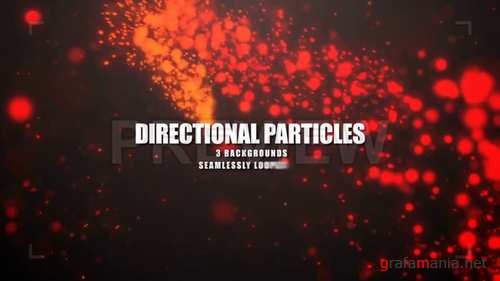 MA - Directional Particles 233090