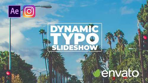 Dynamic Typo Slideshow 24511885