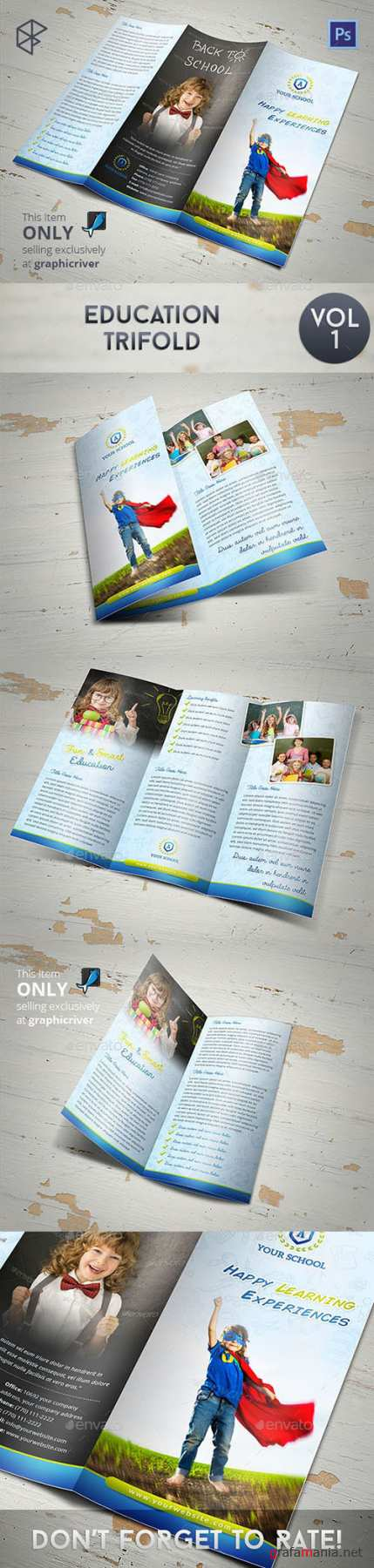 GR - Education Trifold 8373208