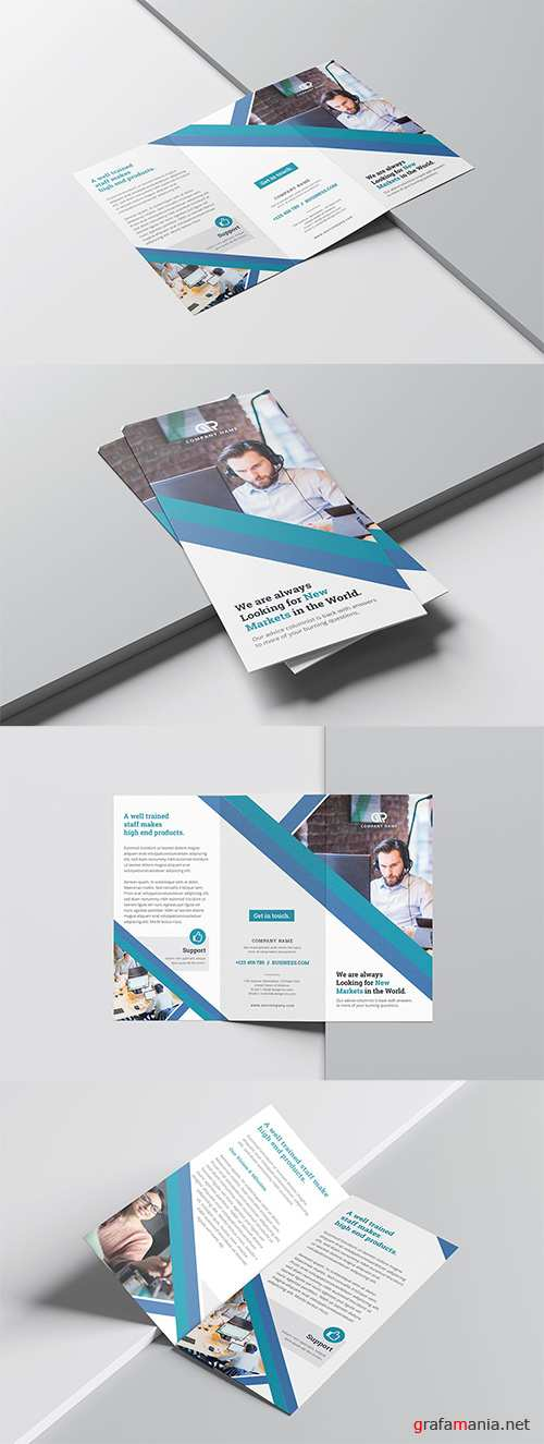 Trifold Brochure 016
