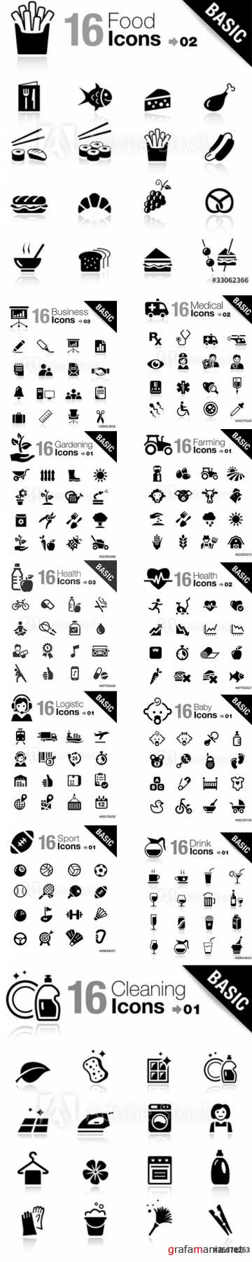 Basic Icons Pack