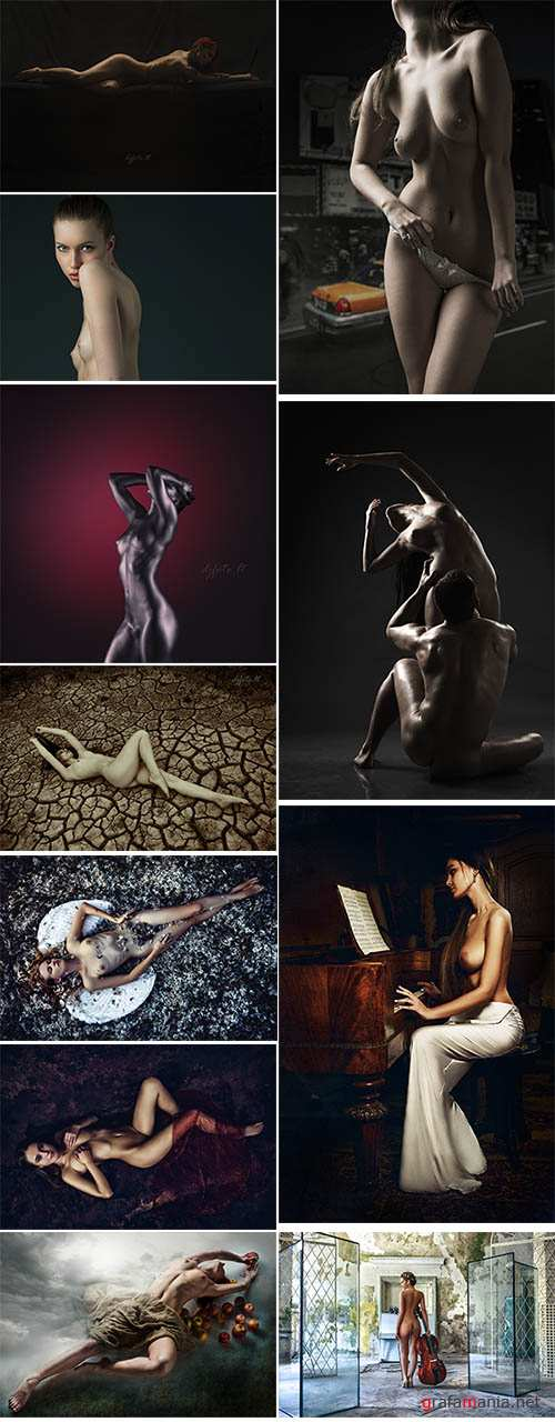 Professional Photographers of Lithuania (Nude)
