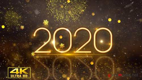 Videohive - New Year 2020 Opener V1 - 23055849