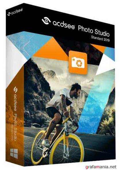 ACDSee Photo Studio Standard 2019 v22.1.1.1159 RePack