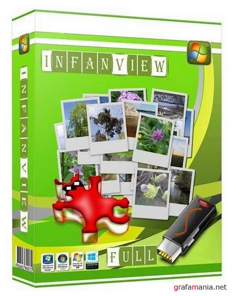 IrfanView 4.53 Commercial + Plugins + Portable