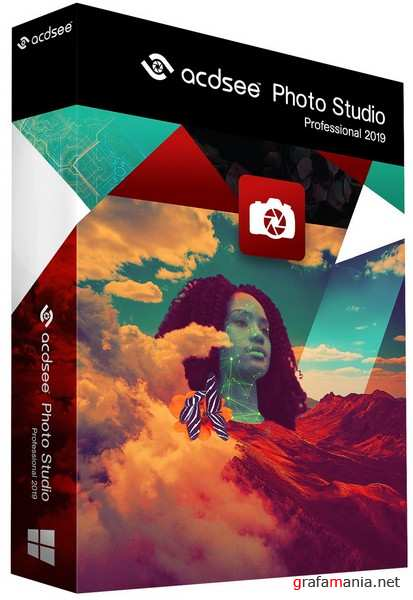 ACDSee Photo Studio Professional 2019 12.1 Build 1198 + Rus