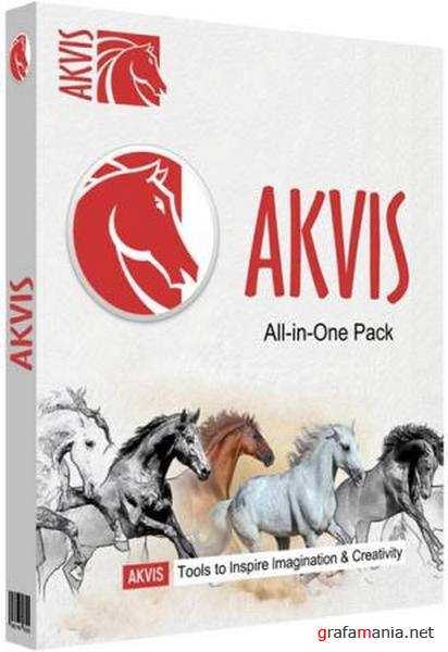 AKVIS All-in-One Pack 2019.12 Portable