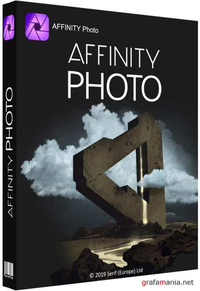 Serif Affinity Photo v.1.8.0.514 RePack & Portable + Content
