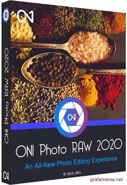 ON1 Photo RAW 2020 14.0.1.8205 plug-ins for Adobe Photoshop