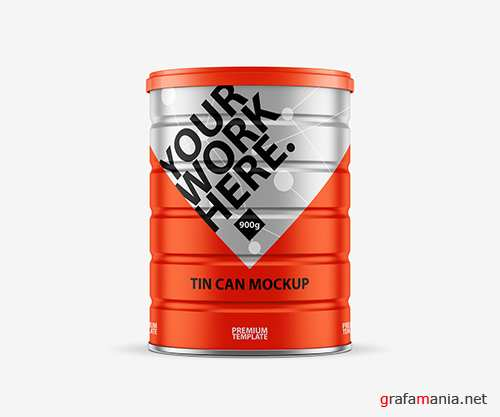 Metal Can Mockup 1 190301170 PSDT