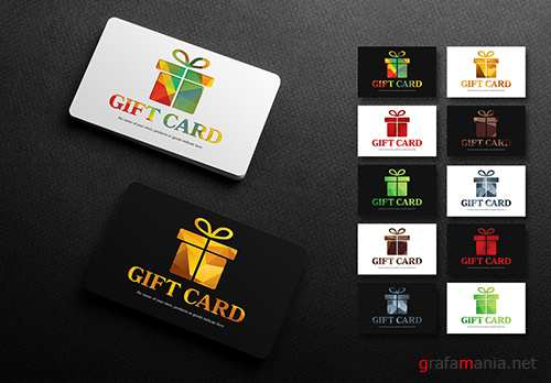 Illustrated Gift Card Layouts 139157259 PSDT
