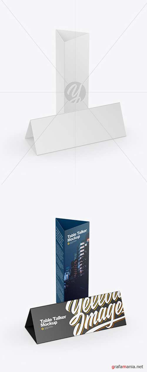 Two Table Talkers Mockup 54886 TIF