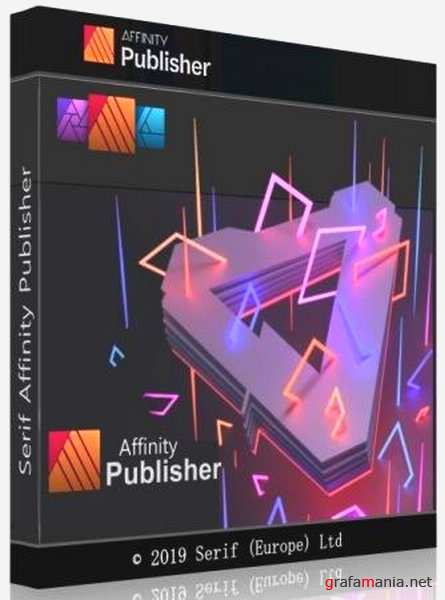 Serif Affinity Publisher 1.8.0.523 RePack/Portable
